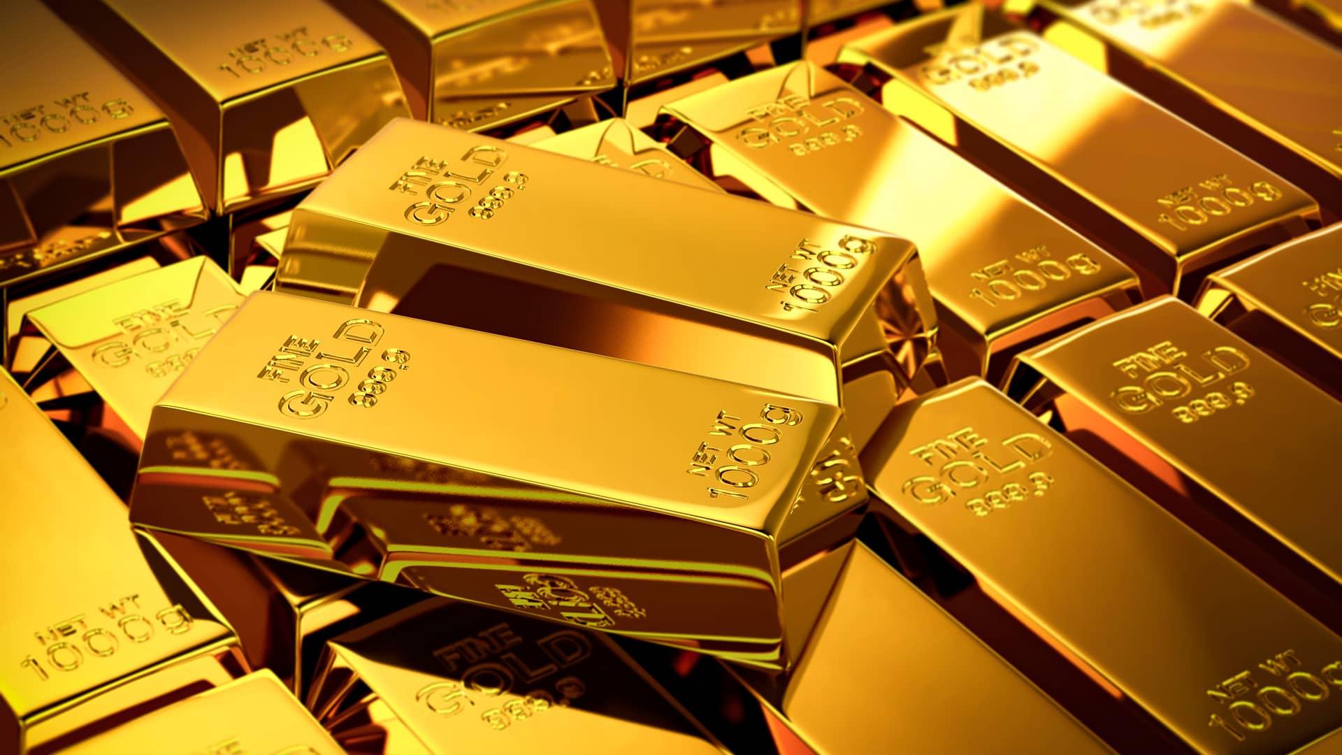 Criptomonedas respaldadas por oro: qué son y cómo funcionan